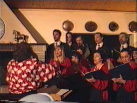 NOVA ARMONIA Ai 2 laghi  15 6 1991 08 Siam venuti a cantar maggio