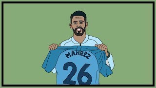 Will Mahrez Fit In At Man City? | Tactical Profile