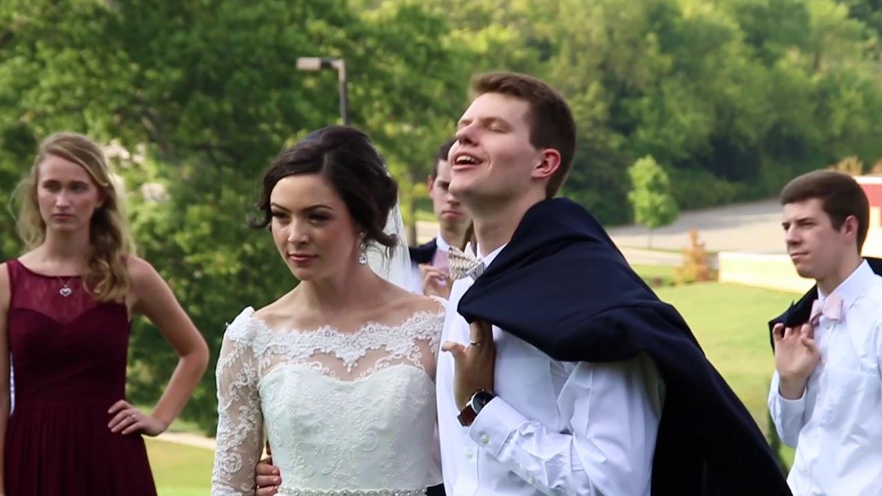 Sarah and Mitch