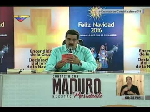 Presidente Maduro y Ministro de Cultura invitan a la Feria del Libro Filven 2016