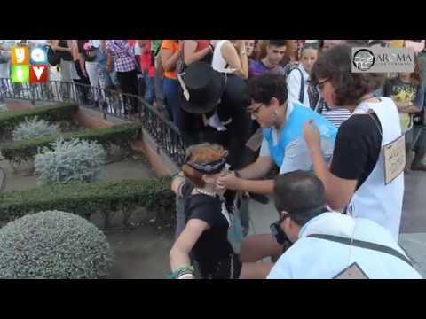 Algeciras se suma a la Huelga Mundial por el Clima