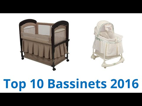 10 Best Bassinets 2016