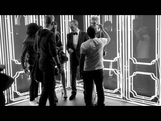 PHILIPP PLEIN Kampagnenvideo von Terry Richardson ft. Lea T und Poppy Delevingne
