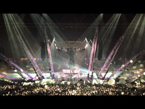 SENSATION - Welcome To The PleasureDome - Amsterdam 2014 - MARTIN GARIX