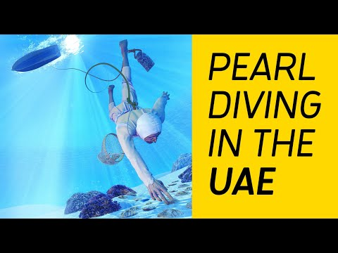 PEARL DIVING IN THE UAE