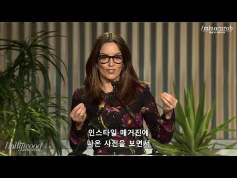 Tina Fey - Sherry Lansing Leadership Award (Korean sub)