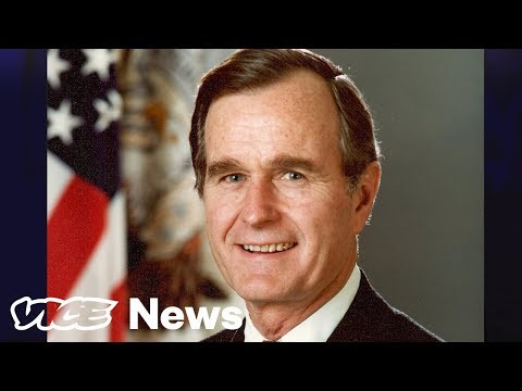 Former President George H. W. Bush Dead At 94