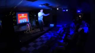 Stand-up Comedian Mark Little - Boy Bands