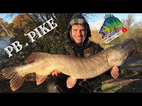 Winter Ticket Pike Fishing November Pike to 19.10oz
