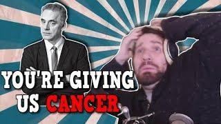 YOU'RE GIVING US CANCER - DEBATING A JORDAN PETERSON DEFENDER