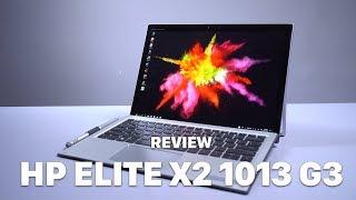 Đánh giá HP Elite x2 1013 G3