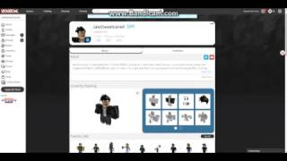ROBLOX Tutorial: How to get the old ROBLOX Logo back