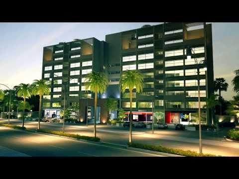 Sears Tower Commercial and Business Hub In Gotri Sevasi Vadodara Gujarat India