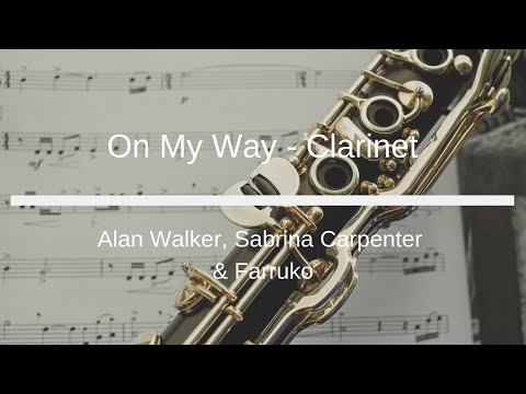 Alan Walker Lily Sheet Music