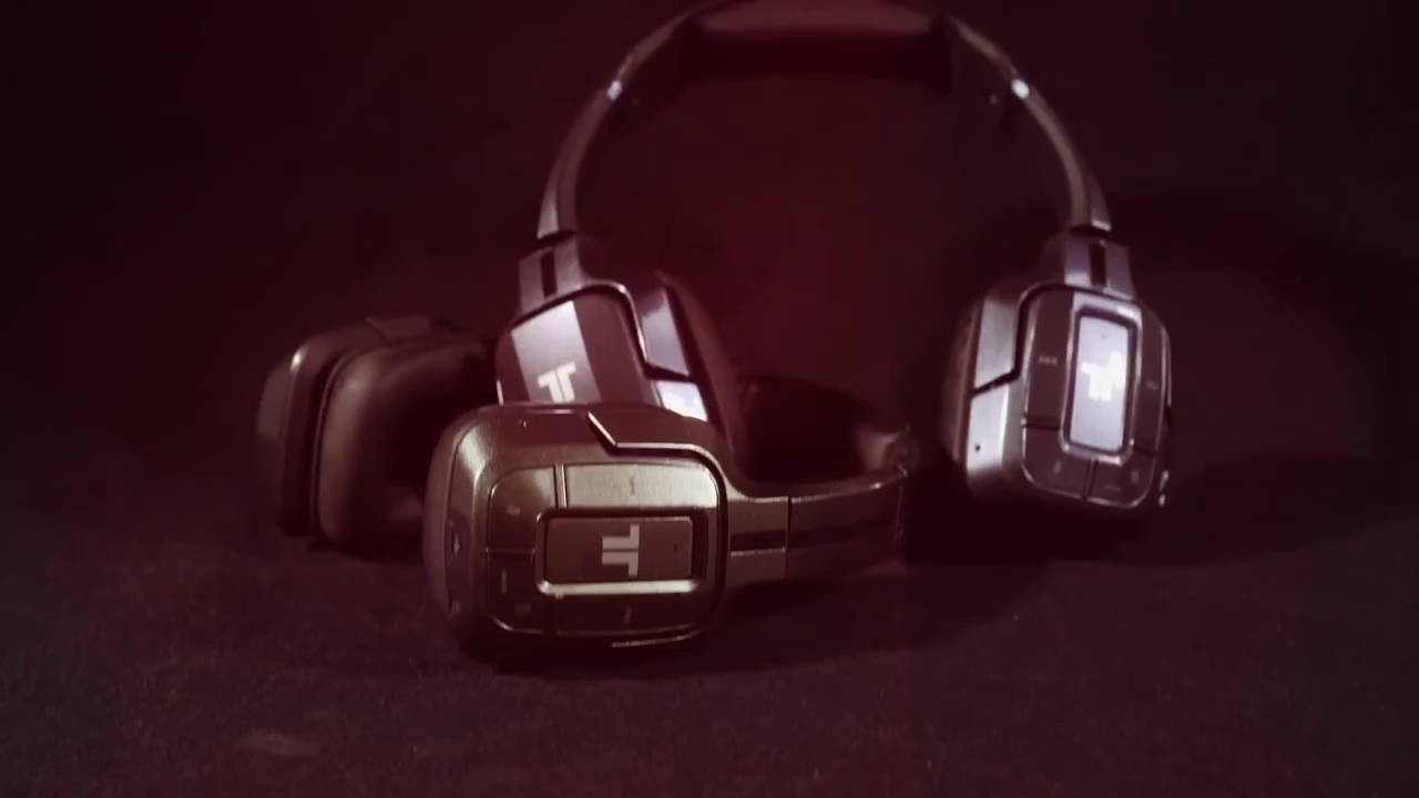 40ce09c8fac TRITTON Swarm Wireless Mobile Headset - YouTube
