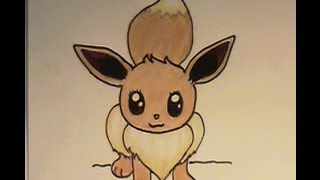 How to Draw Eevee! You NEED TO SEE this Pokemoniacs! Step by Step  Tutorial