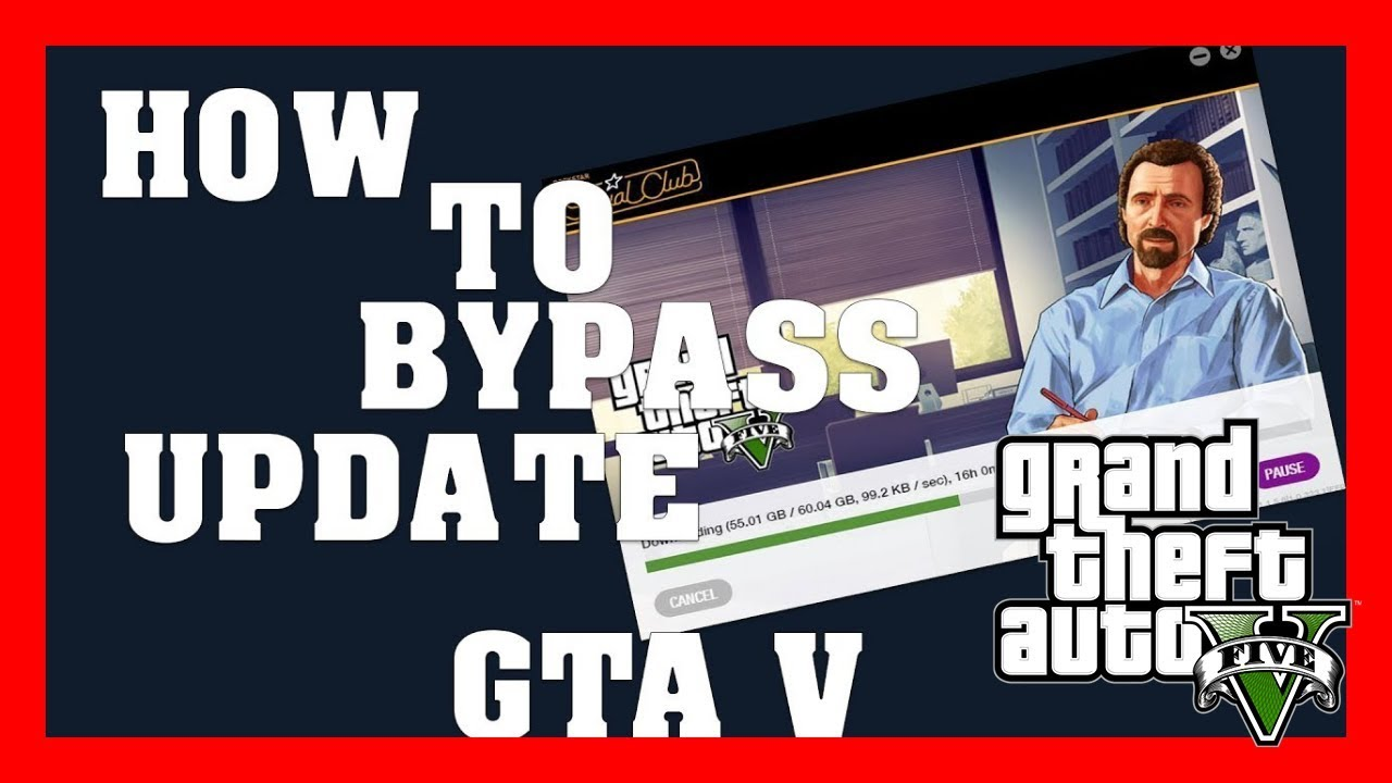 theft auto v the update