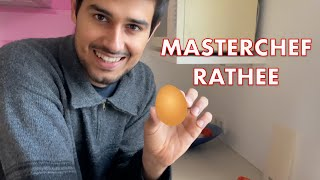 Dhruv Rathee (tries) cooking German Food