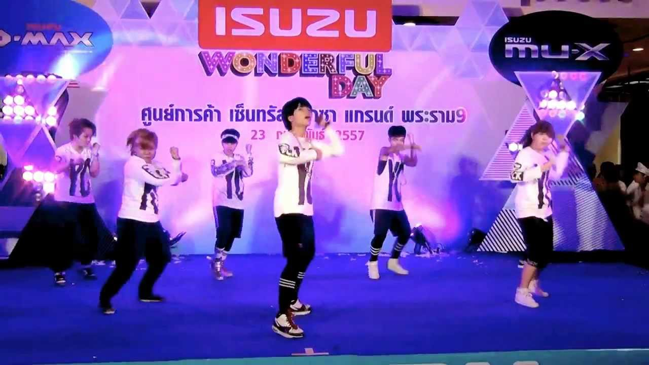 140223 Chanchala cover BTS - N O @Isuzu Cover Dance 2014