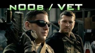 Modern Warfare 3 Live Action: Vet and N00b Trailer