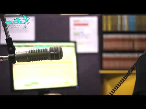 JOE CLOUDY @ HOTT 95 3 FM WITH DJHITMAN Barbados
