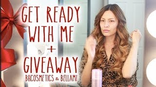 Get Ready With Me Holiday Party + Huge Giveaway!
