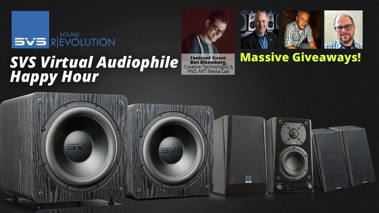 Download SVS Audiophile Happy Hour