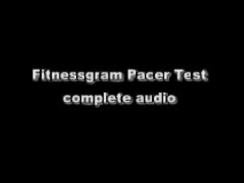 Pacer Test audio full length
