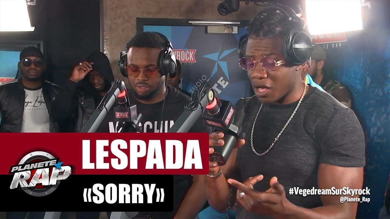 "Lespada ""Sorry"" #PlanèteRap"