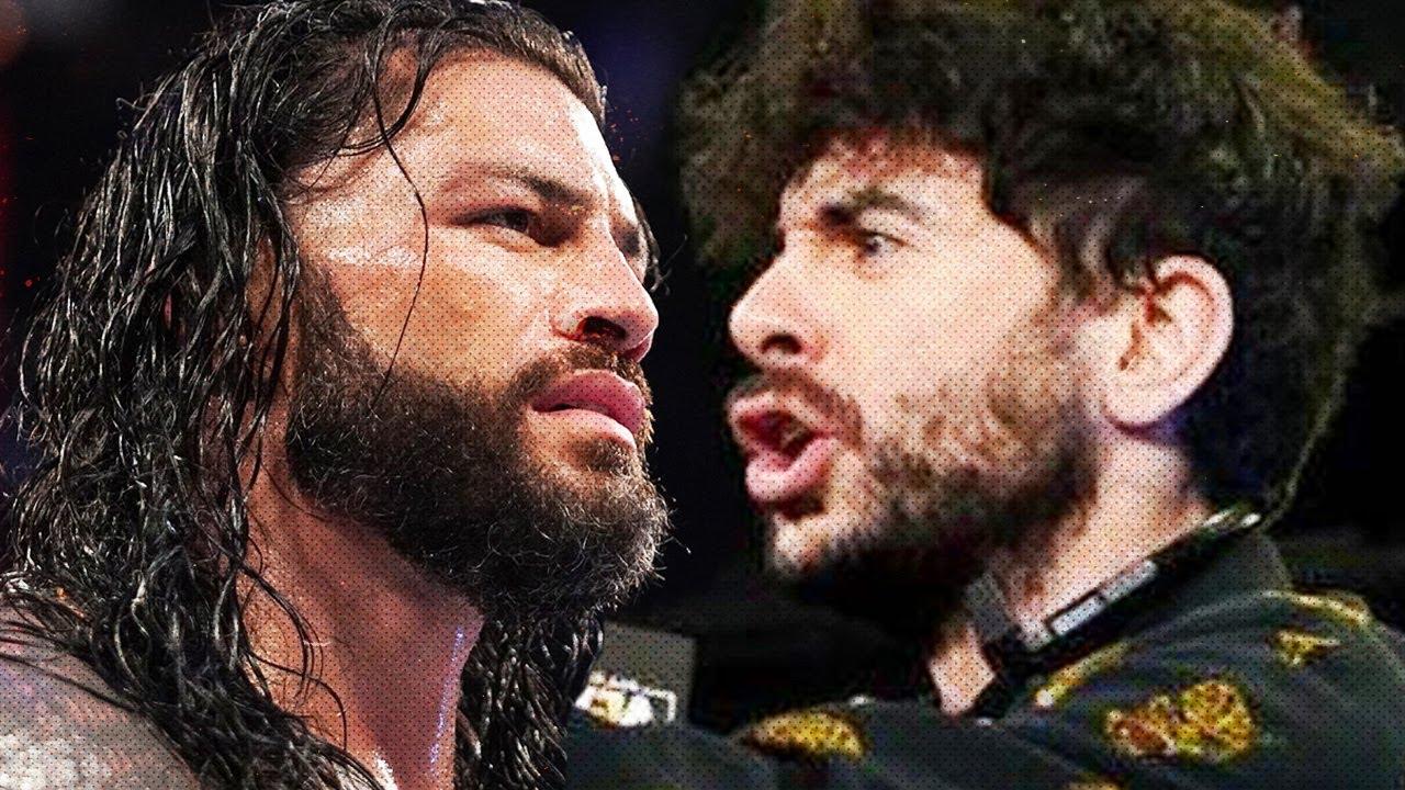 Download The AEW vs WWE war has officially begun