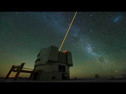 Astronomers Paradise - the darkest skies in Chile at the ESO Observatory Cerro Paranal