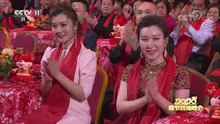 [2020新年戏曲晚会]京剧《李逵下山》 表演者:安平 方旭 王嘉庆| CCTV戏曲