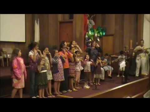 Mauna Loa School Graduation
