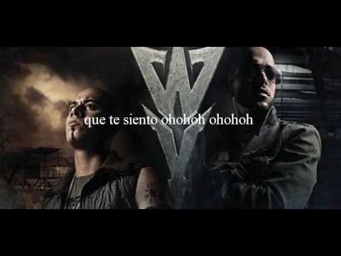 te-siento-wisin-y-yandel-(letra-de-la-cancion)(lyrics)