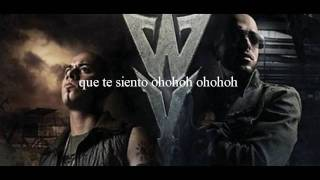 Te siento Wisin y Yandel (Letra de la cancion)(Lyrics)