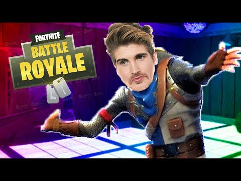 I GOT BOOGIED BOMBED! (Joey plays Fortnite)