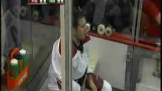 Cal Clutterbuck vs  Keith Yandle