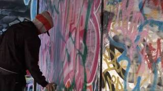 Art Crime - London Graffiti Documentary