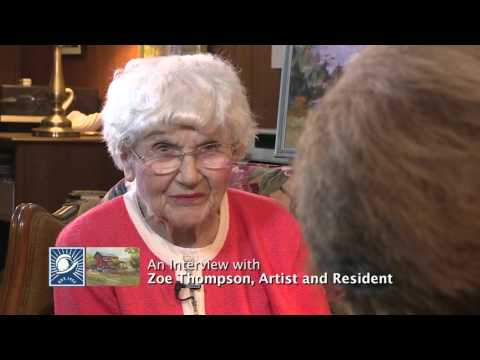 Zoe Thompson, Cupertino Resident and Artist
