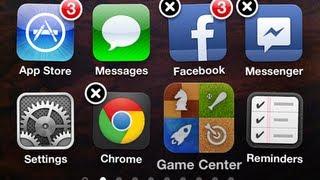 Смотреть видео что делает приложение для айфон паложь трубку