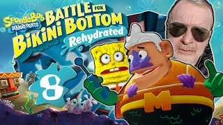 Im Altersheim...äh der Heldenhöhle 🧽 SPONGEBOB: BATTLE FOR BIKINI BOTTOM REHYDRATED #8