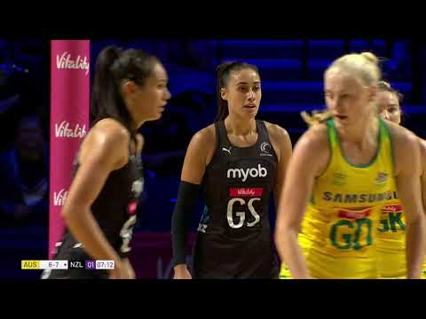 Australia V New Zealand | Match 44 | NWC2019