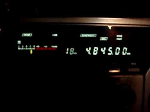 4.845 Radio Mauritania Nouakchott ID EWE
