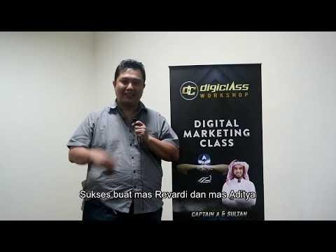 Video digiclass Workshop
