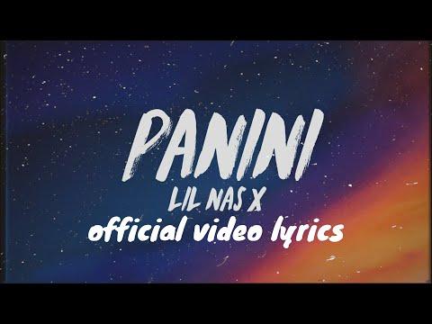 Lil Nas X   Panini { official video lyrics}