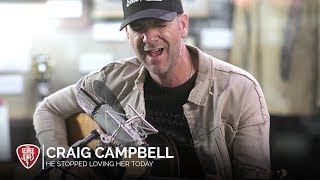 Craig Campbell - He Stopped Loving Her Today (Acoustic Cover) // The George Jones Sessions
