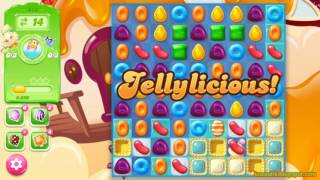Candy Crush Jelly Saga Level 413 (3 star, No boosters)