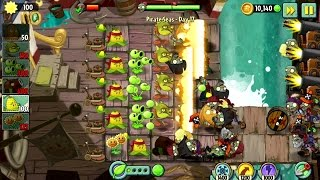Plants vs. Zombies 2 Android Gameplay #7