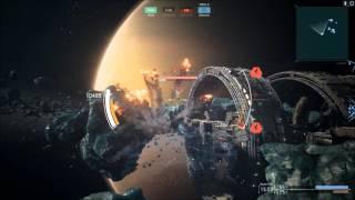 Dreadnought Corvette Game play