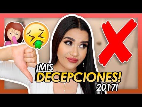 DECEPCIONES 2017  🚫NO volvere a comprar !! | Mytzi Cervantes